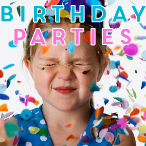 Creative Workshop Birthday parties