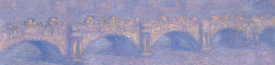 Monet, Waterloo Bridge