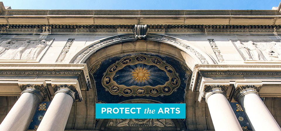 Protect the Arts