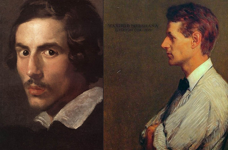 Bernini and Parrish as heartthrobs