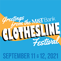 M and T Bank Clothesline Festival